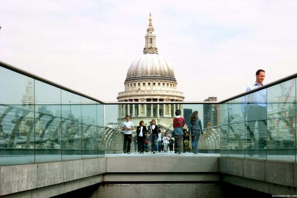 Bridge to the Tate Modern