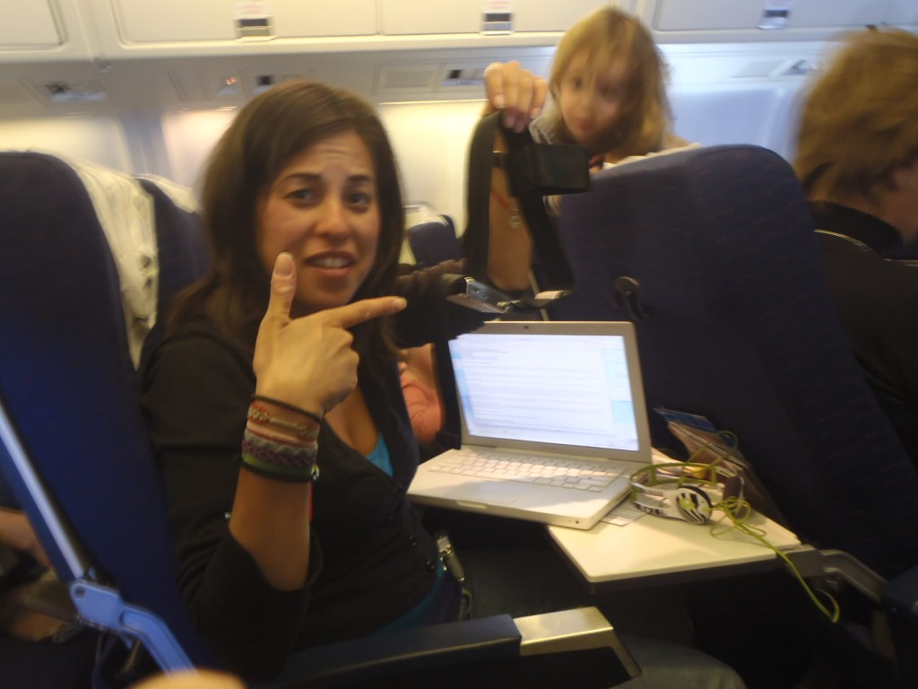 Broken stuff - review of Aerosvit Airlines