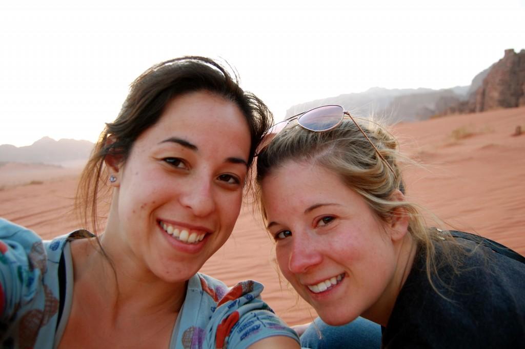 Camping with Bedouin in the Wadi Rum Desert in Jordan