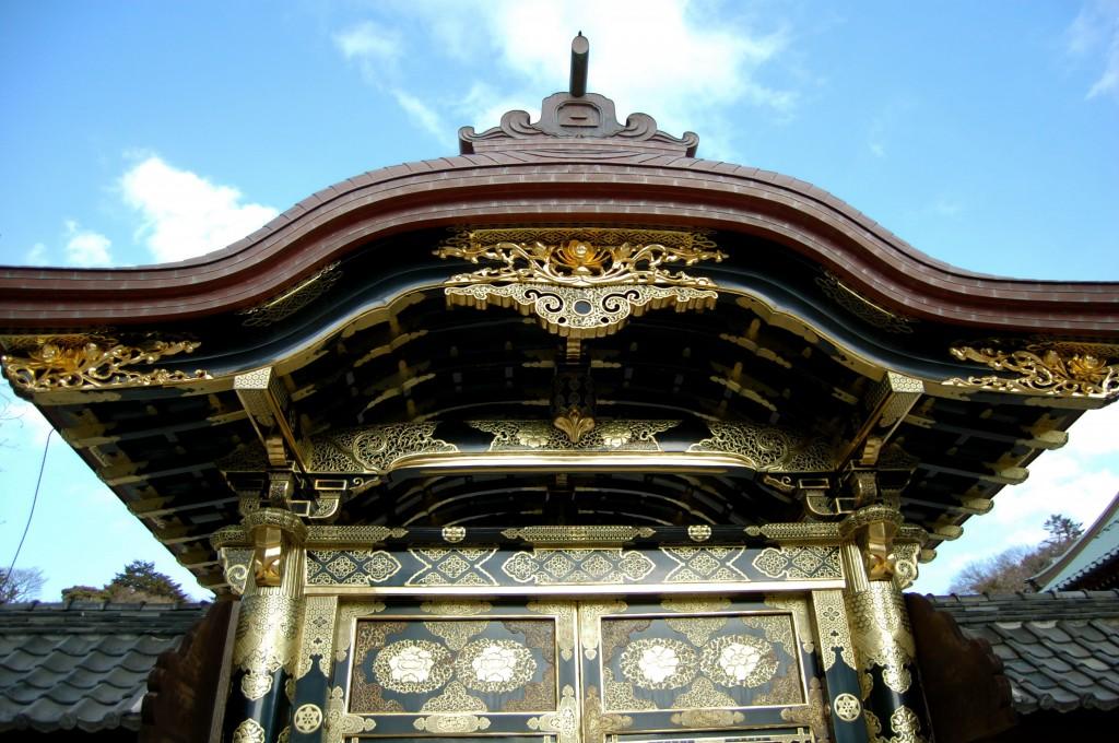 Kenchoji Temple in Kamakura, Japan