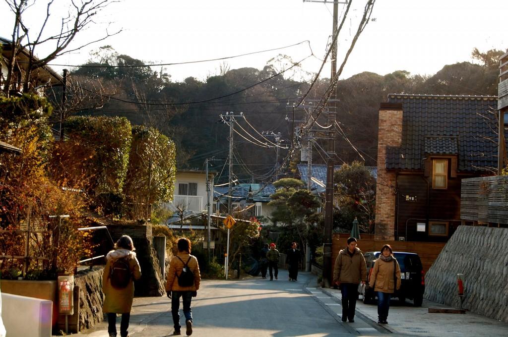 Visiting Kamakura, Japan