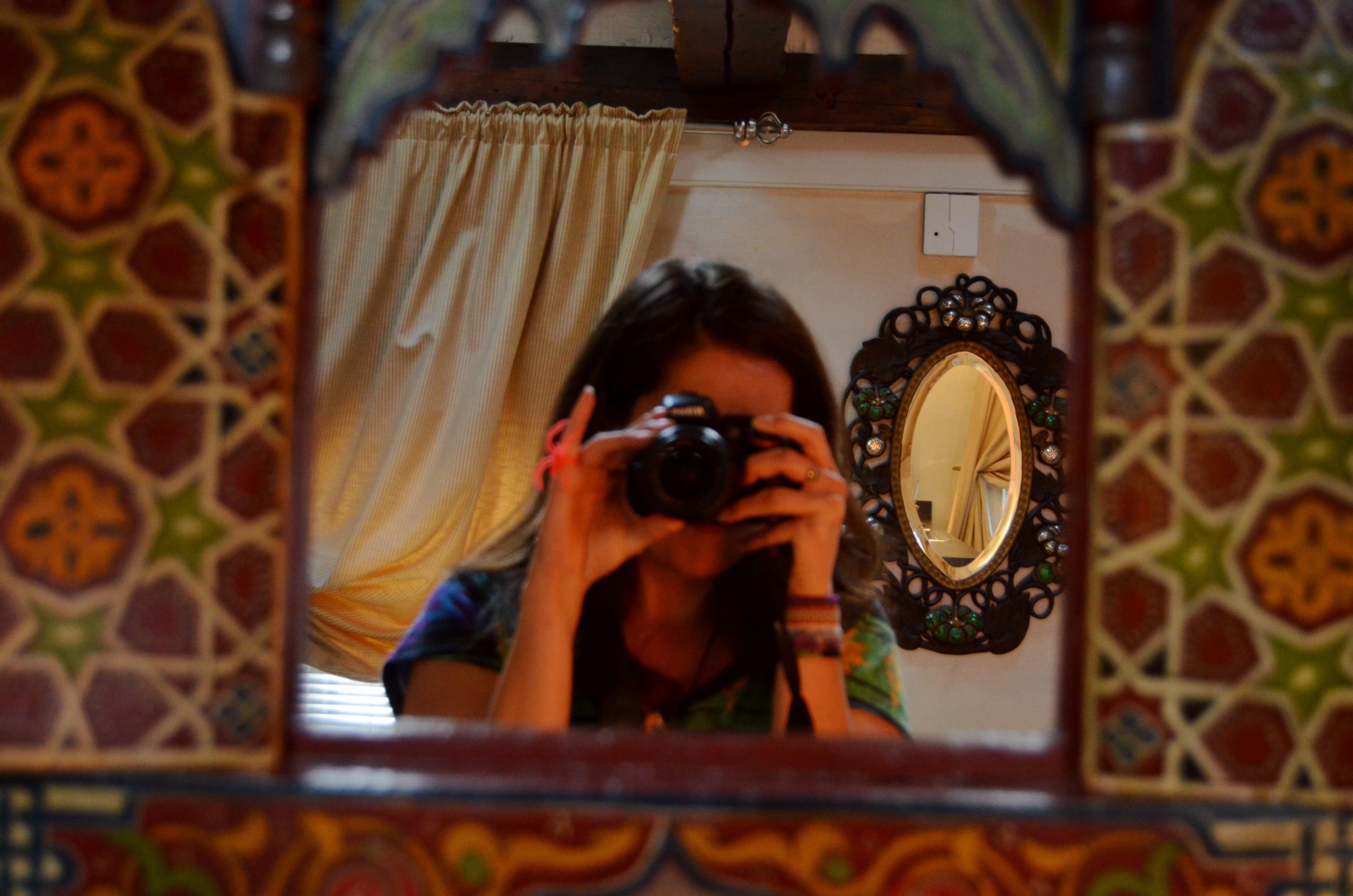 Moroccan mirrors