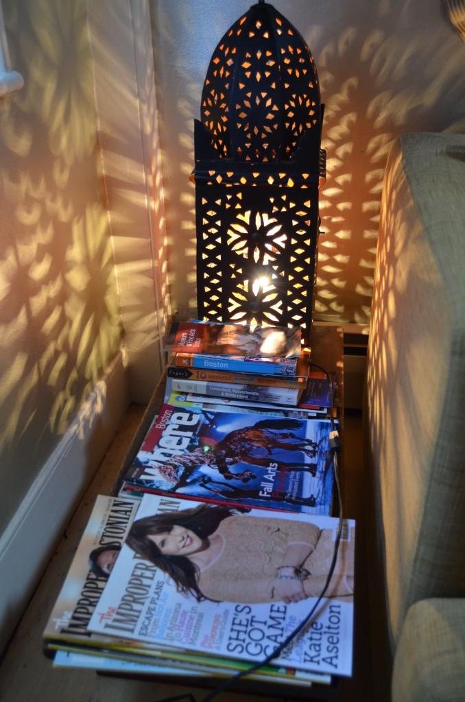 Magazines about Boston