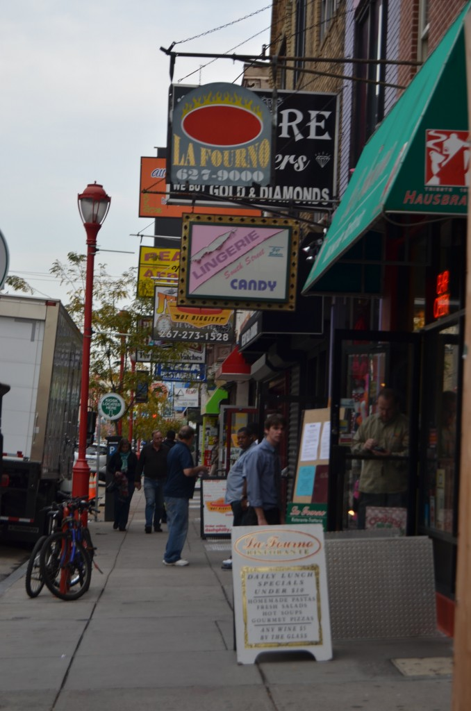 South Street, Philadelphia, PA.