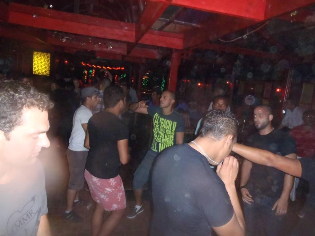 Dahab, Egypt nightclub