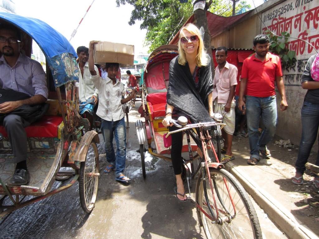 Angela Jacobus - Bangladesh