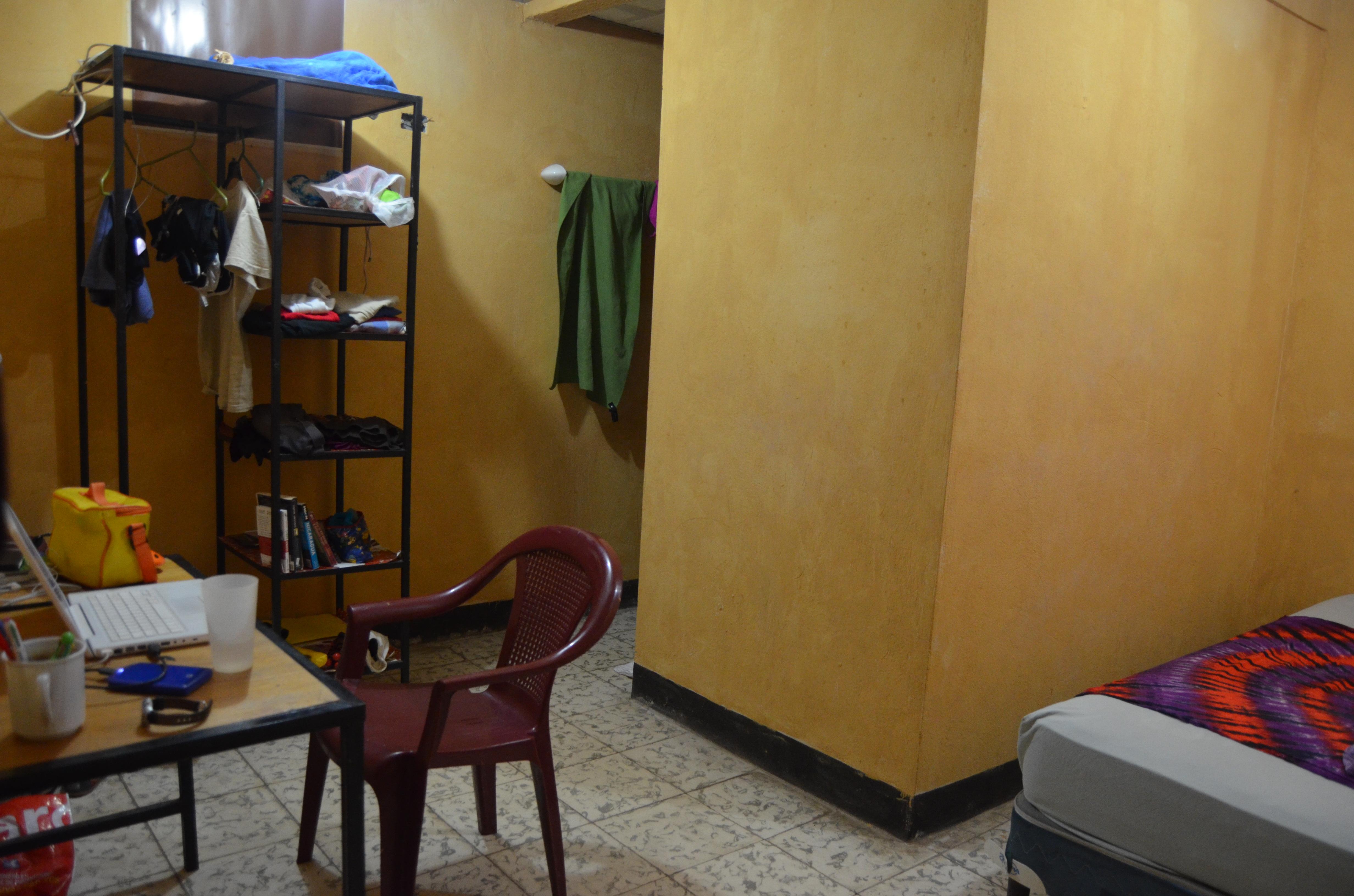 My office/bedroom