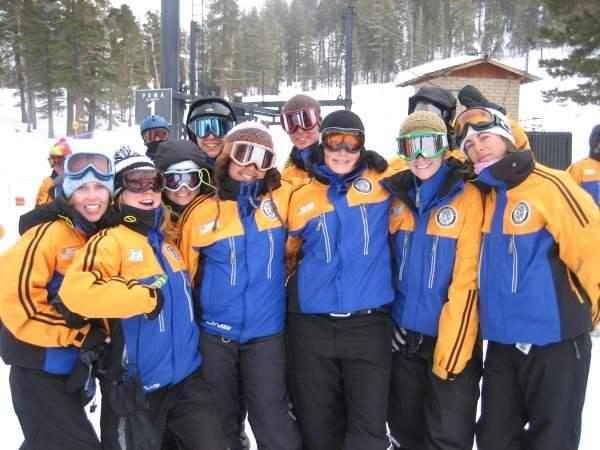 Angela Jacobus - Snowboard instructors