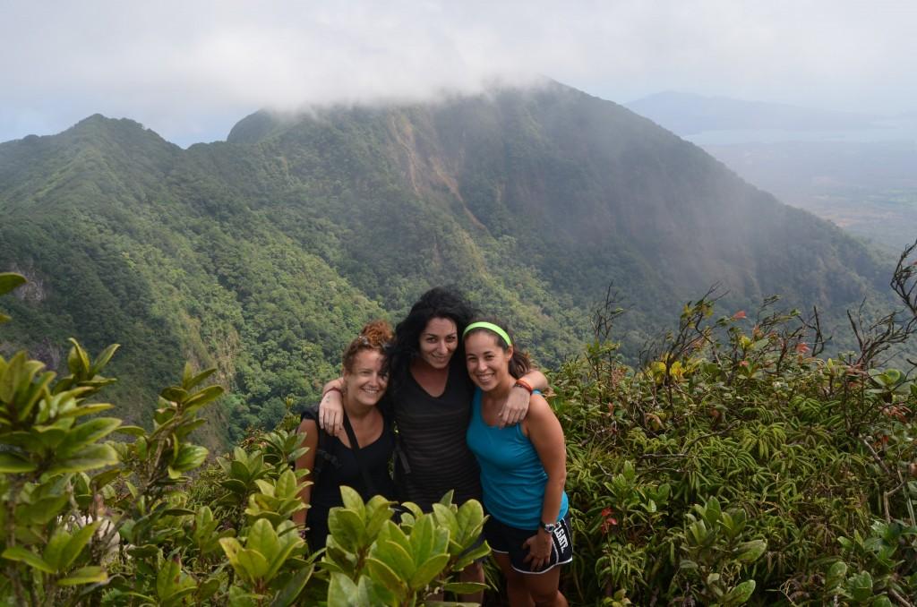 Hiking Volcan Mombacho