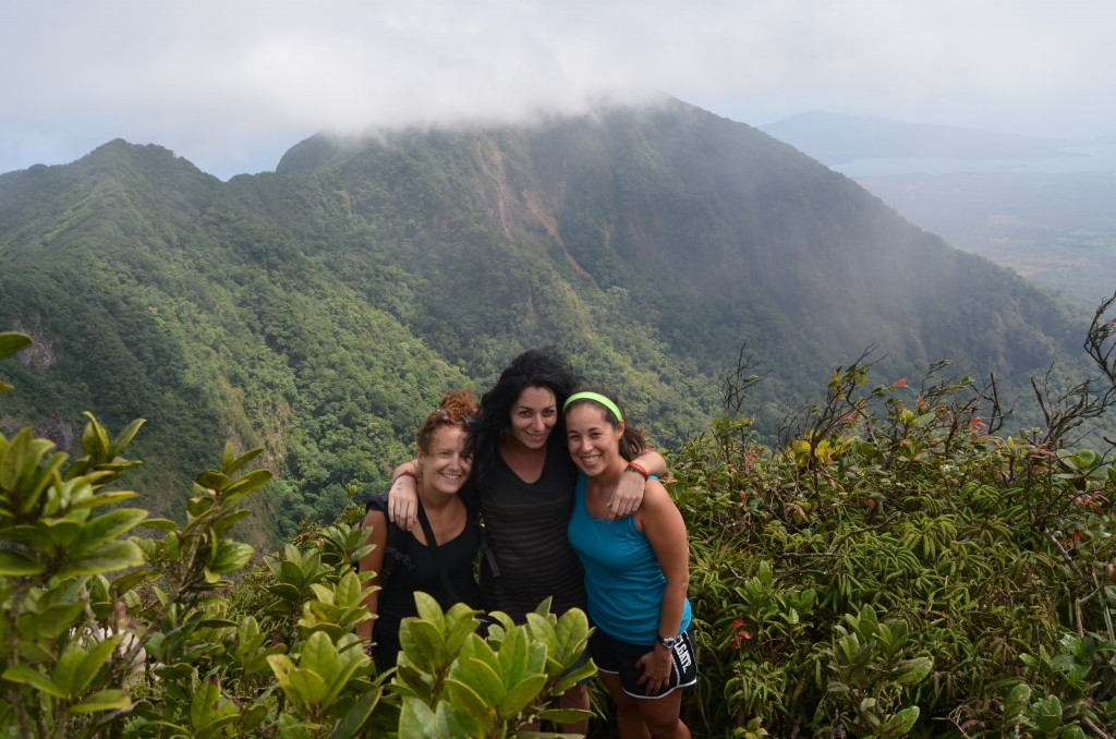 Hiking Volcan Mombacho