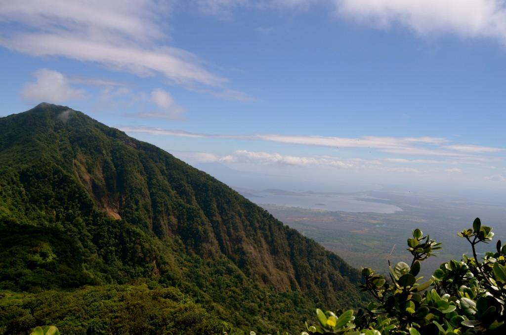 View from Volcan Mombacho