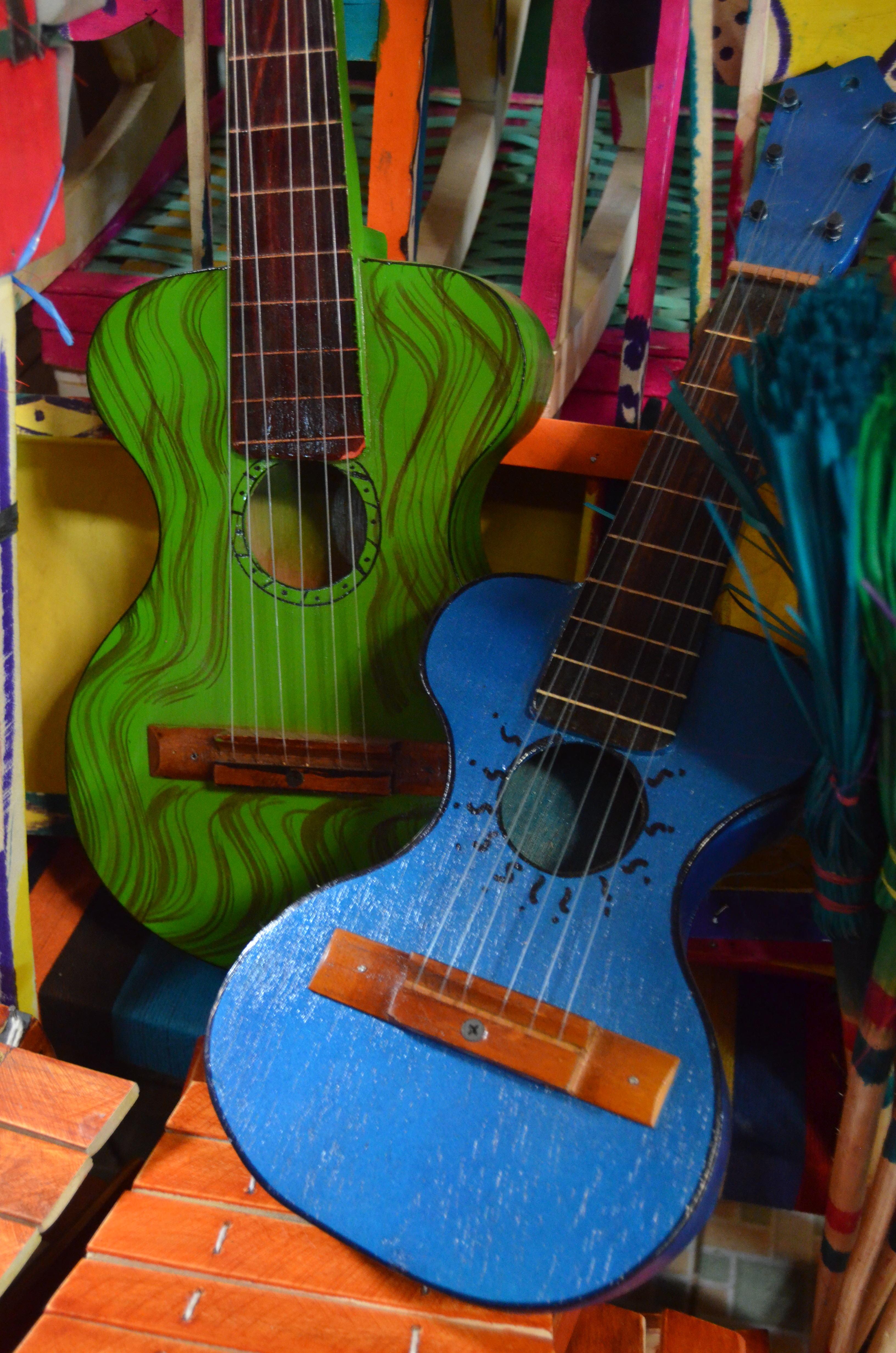 Guitars at Masaya Market