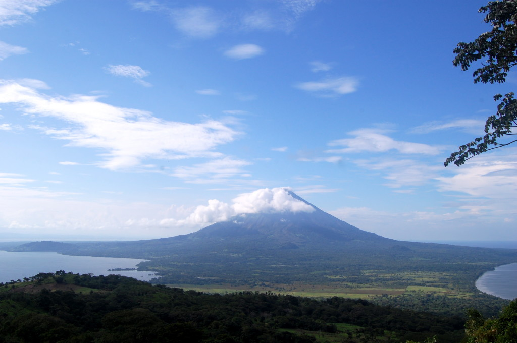 Concepcion Volcano, Ometepe, Nicaragua
