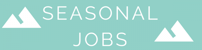 seasonal jobs resources
