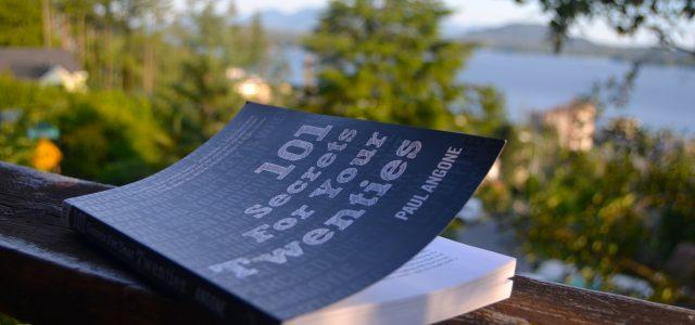 """101 Secrets For Your Twenties"" loving life in Alaska."