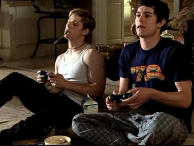 Seth Cohen & Ryan Atwood