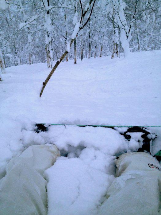 snow skiing japan