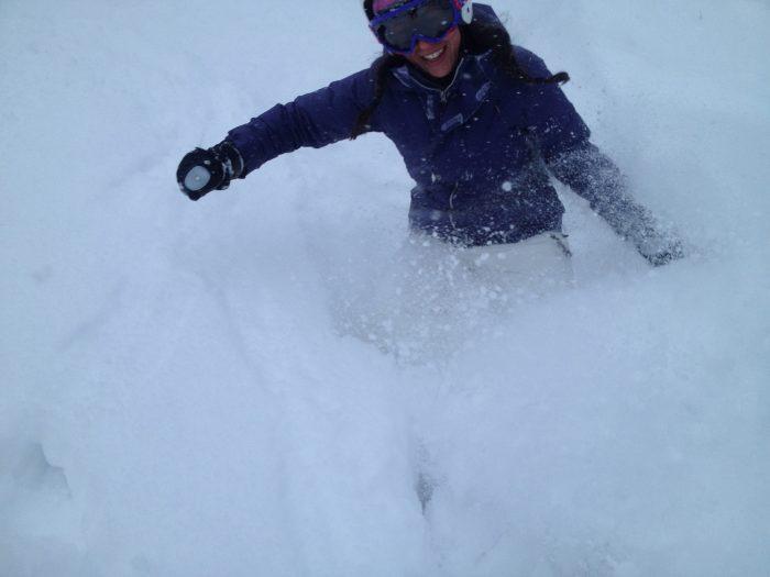 snow ski japan