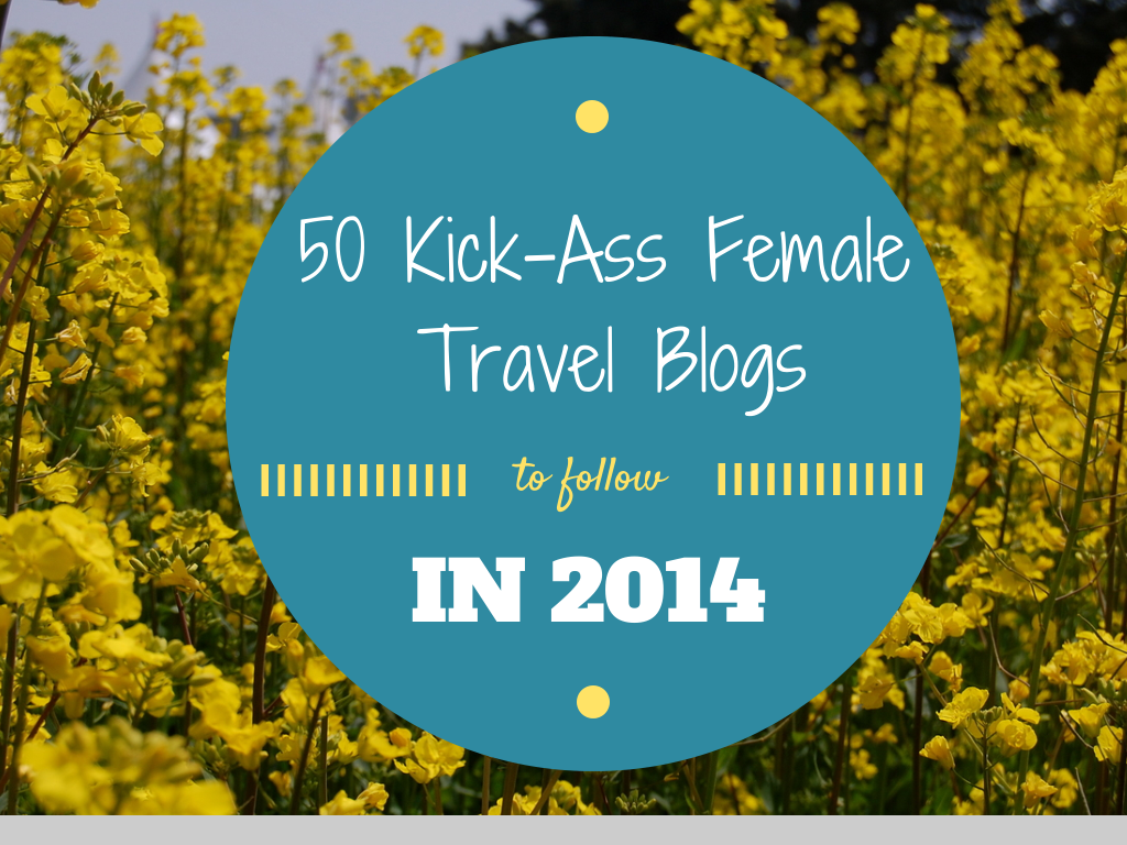 50 best female travel bloggers