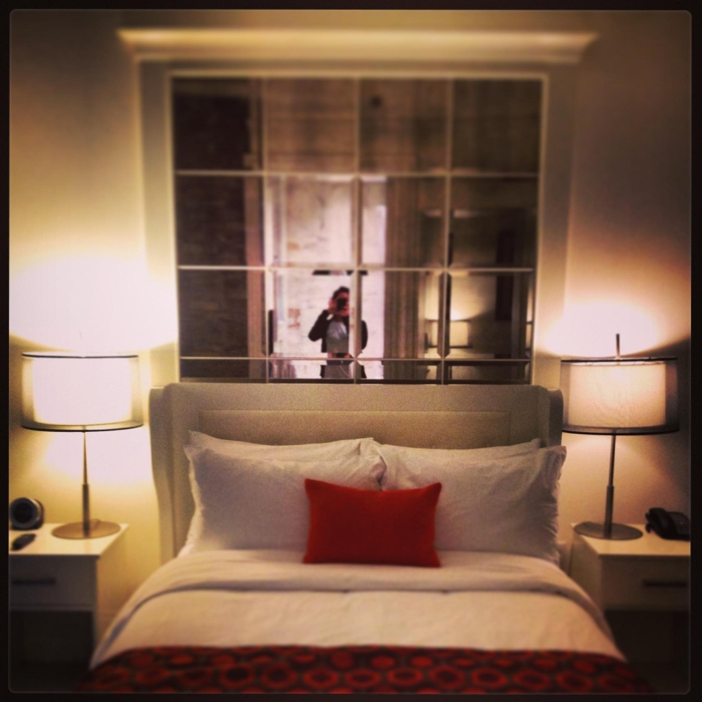 The Mystic Hotel in SF