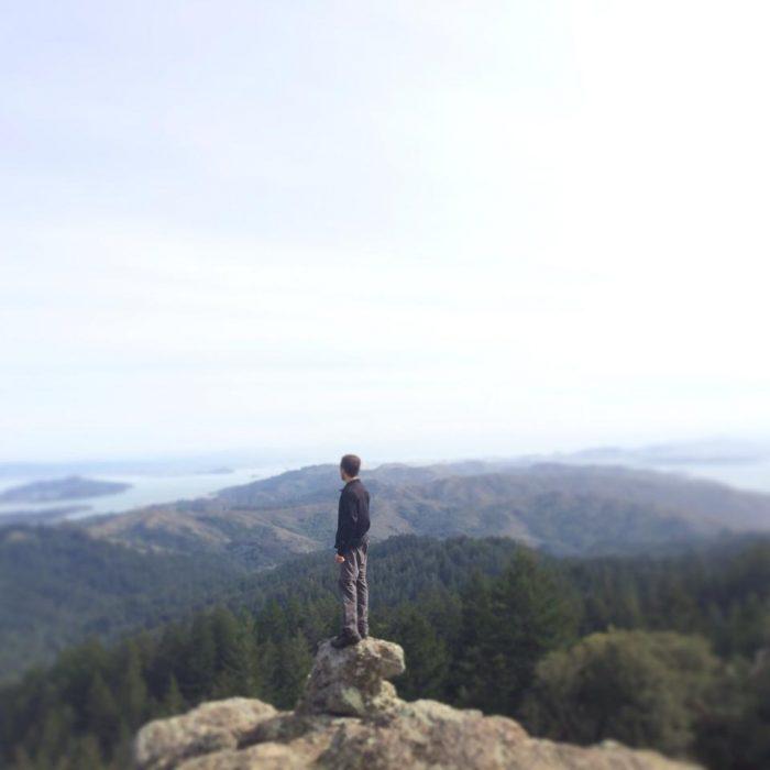 Mt.Tam Bay Area SF