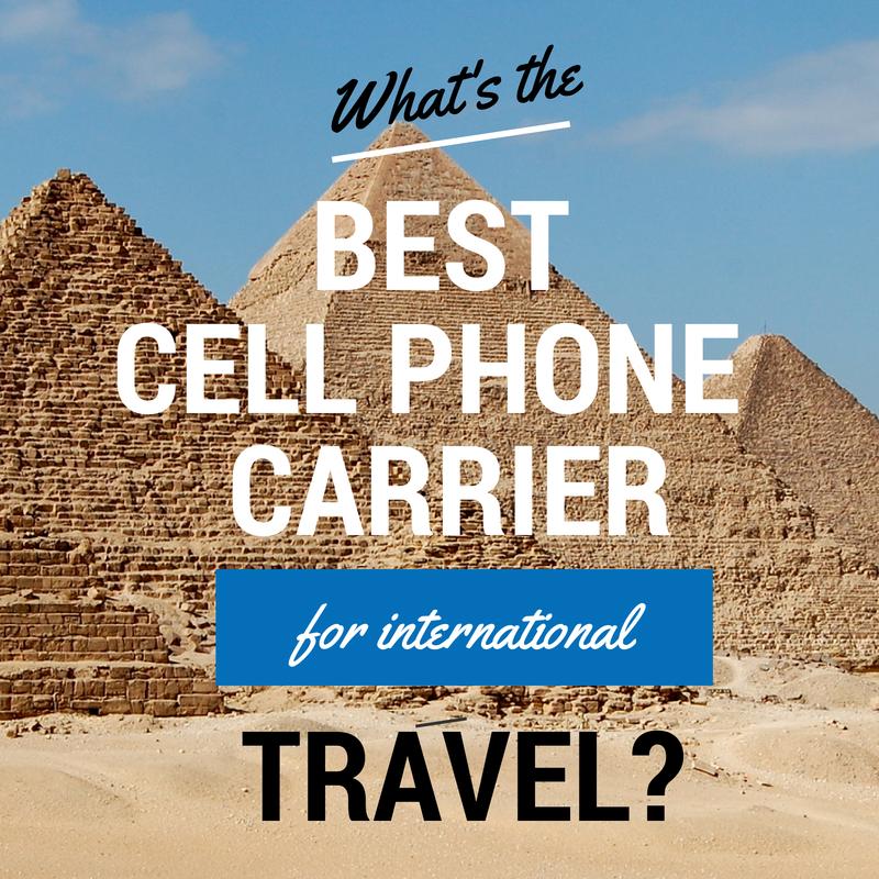 best carrier for international travel