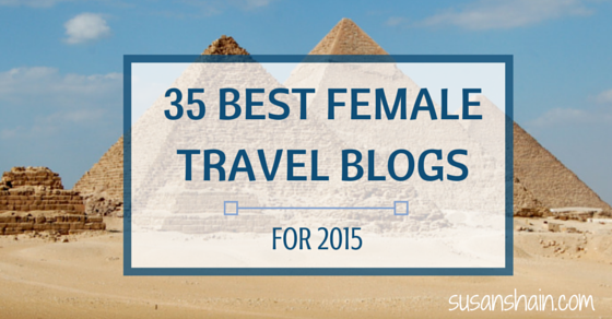 best female travel blogs 2015