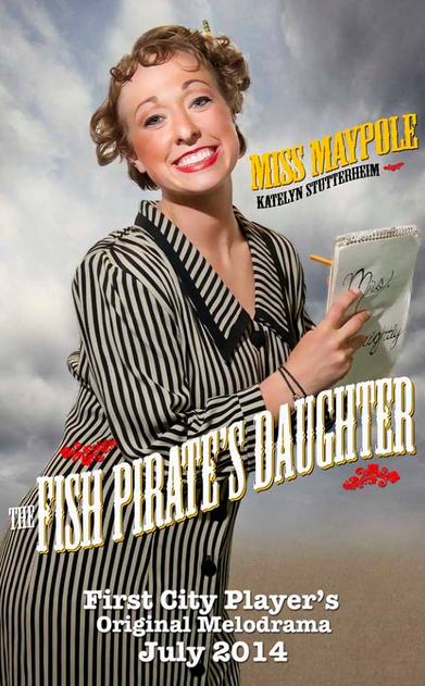 the fish pirate's daughter melodrama july 2014
