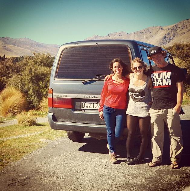 travel budget New Zealand