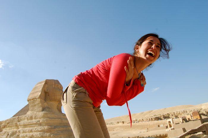 susan shain sphinx egypt