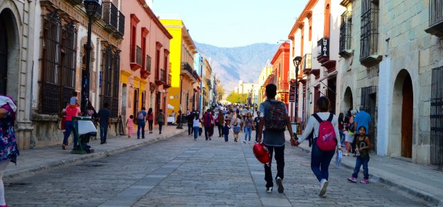 digital nomad guide Oaxaca