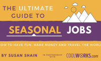 The Ultimate Guide to Seasonal Jobs